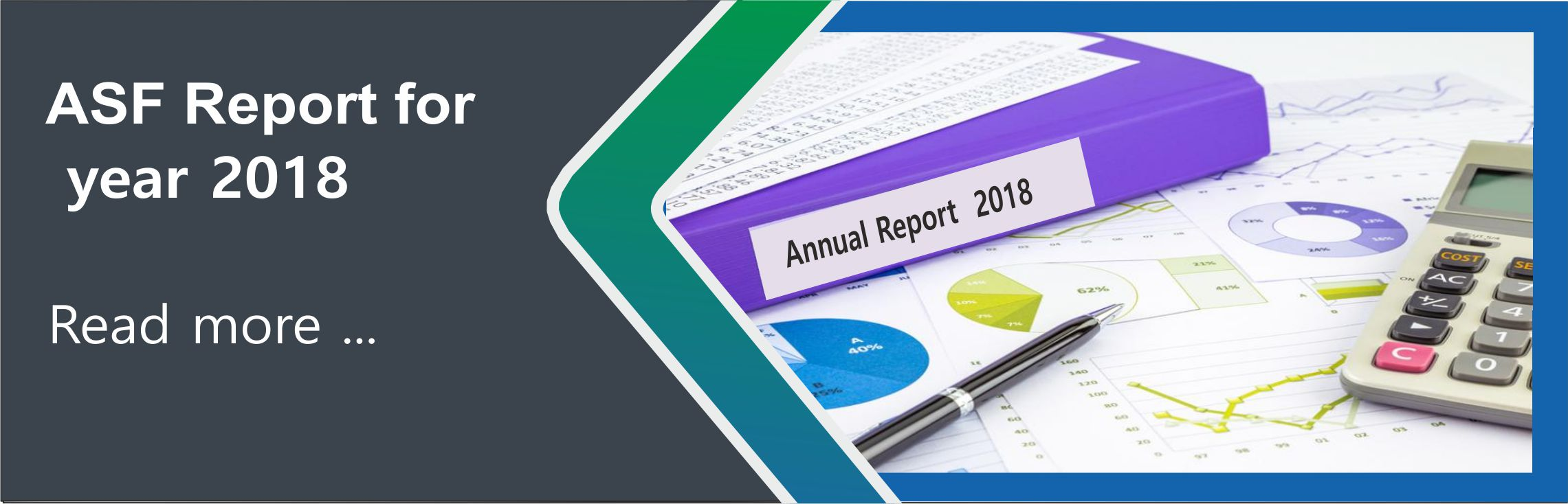 ASF Annual Report 2018